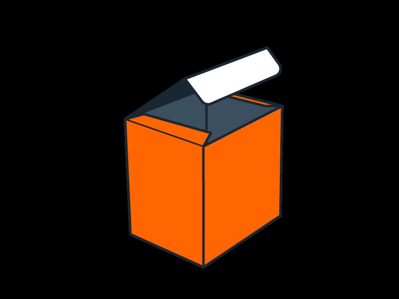 Boîte produit
