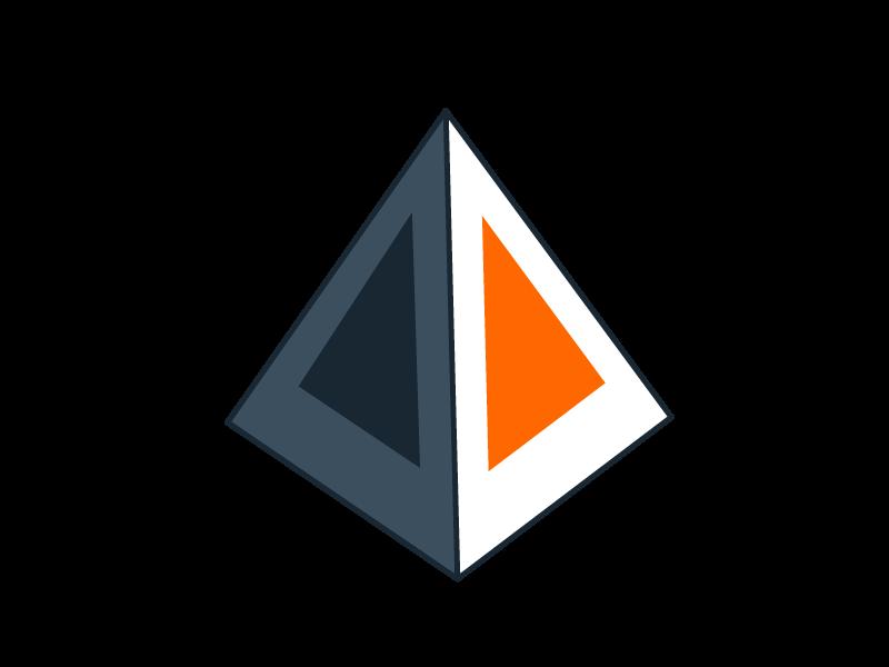 Boîte pyramide